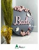 Bebek Kapı Süsü - Çiçekler